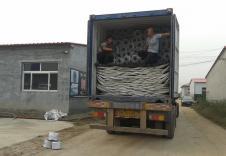 发往深圳的热镀锌刺绳!